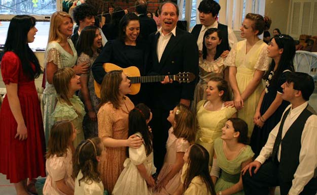 The Sound of Music with John Noble